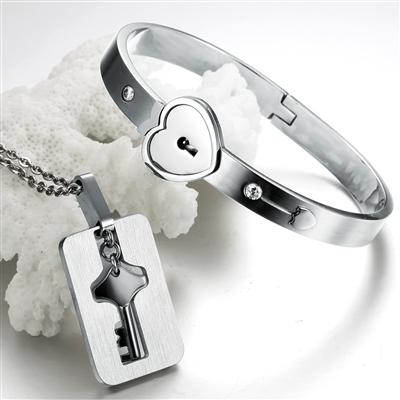 Swarovski Sterling Silver Tennis Bracelet