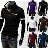 Casual Men's Slim Fit Stylish Short Sleeve Shirts