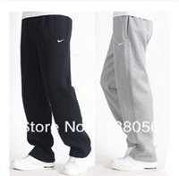 Adidas/Nike Men's sports leisure cotton fleece pants