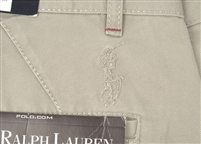 POLO brand mens casual regular pants