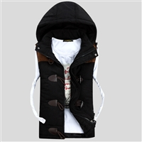 Men Warm Vest 2014 Brand New Design Fashion Men's Sleeveless Jacket Casual Mens Coat