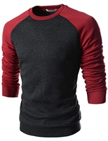 2014 new arrival pullover sweater mens letter printed o-neck long sleeve man sweater casual slim mens sweaters size 4XL