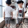 Boys' Summer Shorts Set