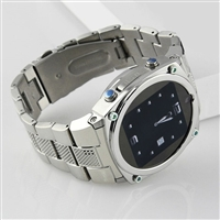 New Quality 1.8''TOUCH SCREEN WATCH CELL PHONE/QUAD BAND CAMERA WATCH Cell Phone/ Unlocked Smart Watch Mobile phone