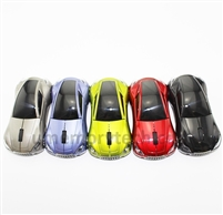 Infiniti wireless mouse fashion super car shaped mice 2.4Ghz optical mouse for pc laptop computer