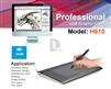 New Genuine HUION H610 USB Professional Graphics Drawing Tablet