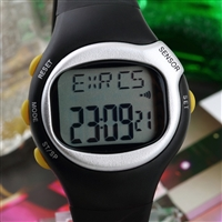 4th Generation digital LCD Pulse Heart Rate Watch Calorie Monitor