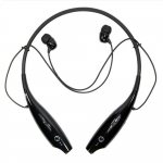 HV800 EDR2.1 Head-mounted Wireless Bluetooth Stereo Sporty Headset Black