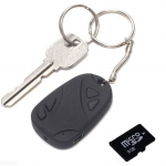 720 x 480 Hi-Res Key Chain Car Remote Pinhole Camera Mini DVR