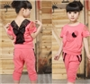 Minnie Mouse laceT-shirt + pants set