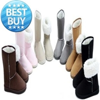 Winter women snow boots for Lady