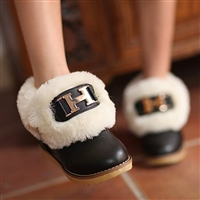 Women's Ankle Boots Thick Warm Fur Lining Winter Boots