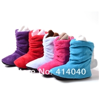 Winter-Autumn At Home Thermal Cotton-Padded Shoes