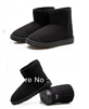 Wool Warm Leisure Snow Boots For Men