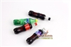 Novelty Creative Beverage Style Orange Flame Inflatable Cigarette Butane Gas Lighter