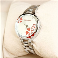 Rhinestone Watches Women Dress