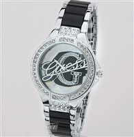 Luxury Brand Women Rhinestone Watches